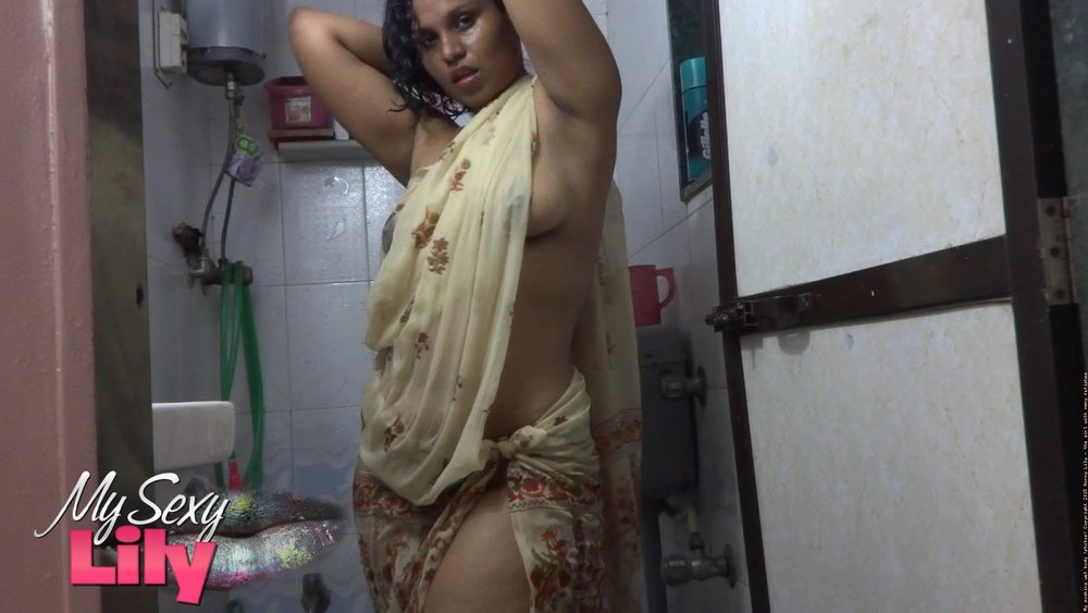 Wet saree nude boobs precisely does