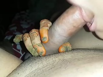 Indian Young Wife Blowjob Movie