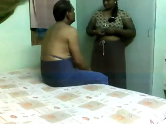 Horny Indian Wife Satisfy Her Needs With Her Husband