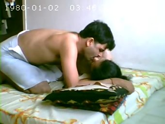 Young Married Indian Couple Fucking In Privacy Of Their Bedroom