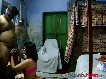 Savita bhabhi Indian amateur handjob and sex with her lover