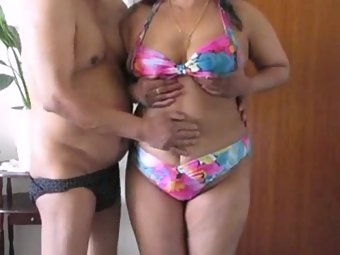 Punjabi Couple Getting Naughty On A WebCam