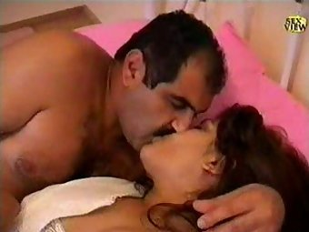 Mature uncle having a sex with sexy girl