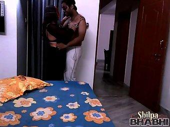 Shipla bhabhi traditional indian style hardcore sex with raghav