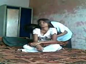 Desi couple having sex in their room