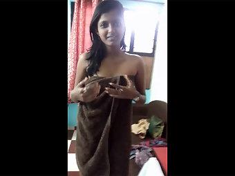 Baroda Sexy College Babe Bhoomi
