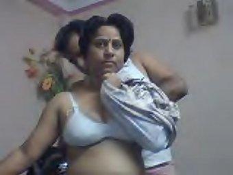 Baroda couple Raj an Kalpana