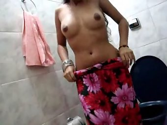 Indian whore from Newyork at work